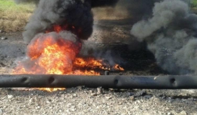 A oleoduto da Ecopetrol sofre ataques a bomba