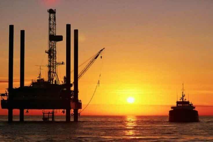 industria global de petróleo