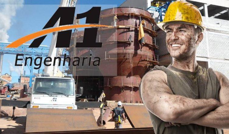 A1 Engenharia Paraná Obras Vagas