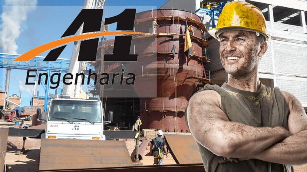 A1 Engenharia no Paraná inicia processo seletivo de grandes proporções