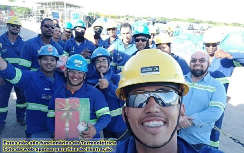 Andrade Gutierrez e GNA Açú Termoelétrica