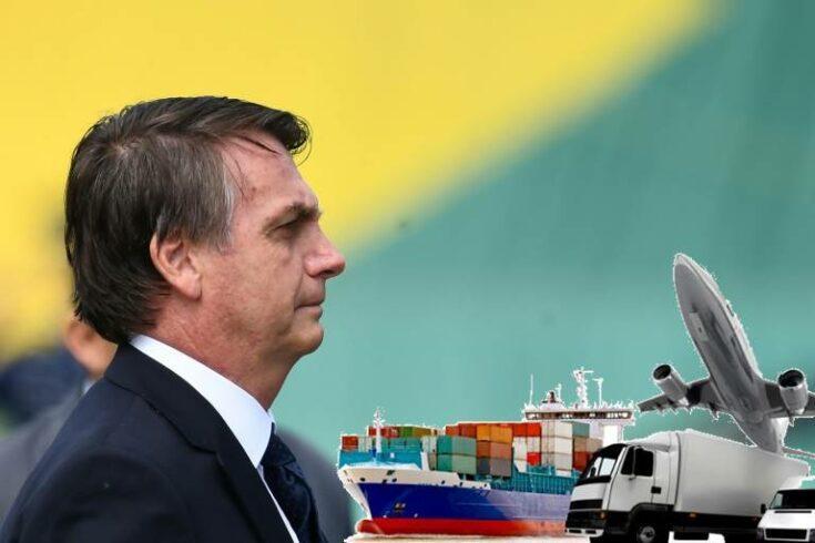 Bolsonaro Brazil infrastructure transport