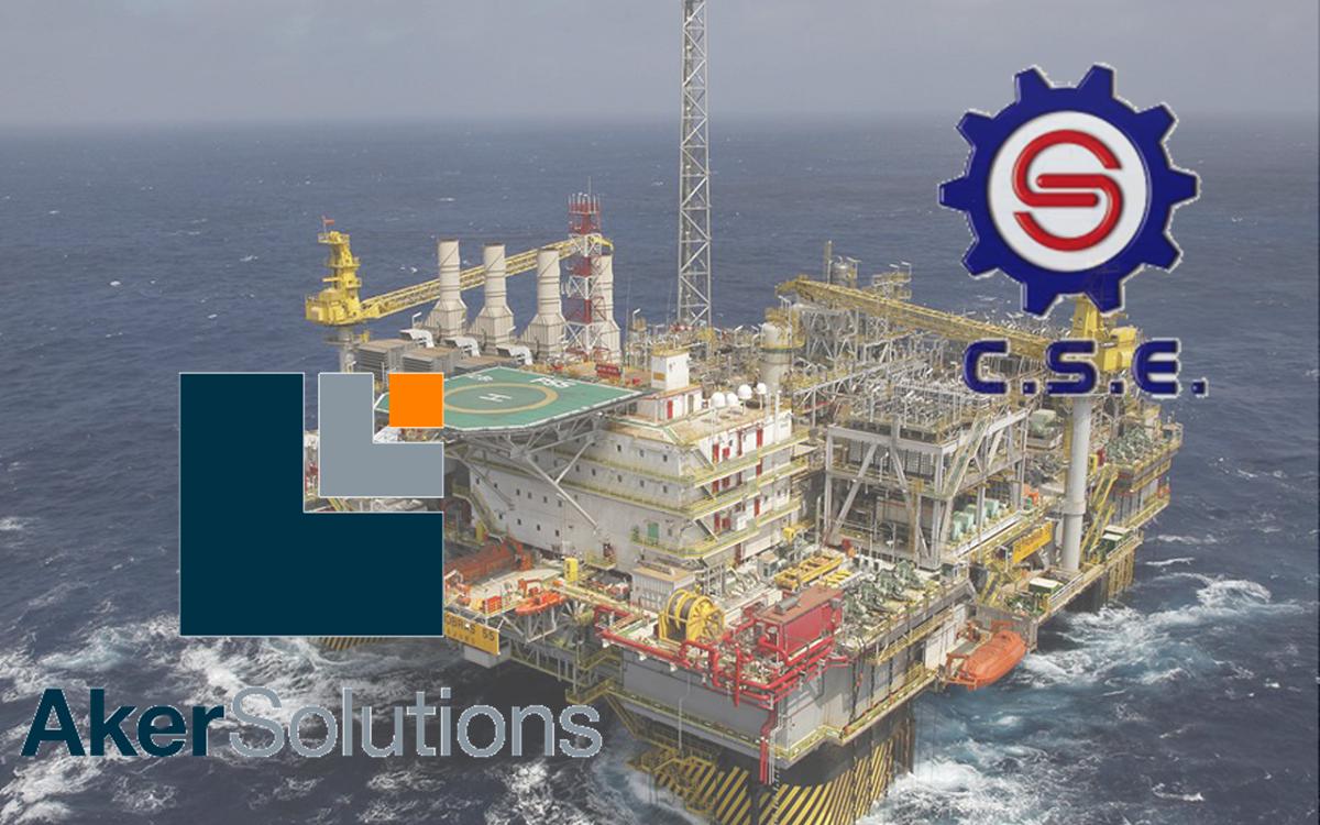 A Aker Solutions agora é dona da CSE em 100%