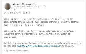 Ceará Pecém EDP