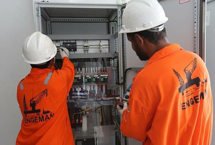 Engeman vaga Técnico em Segurança do Trabalho Macaé