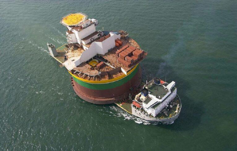 FPSO Piranema Teekay Offshore Petrobras