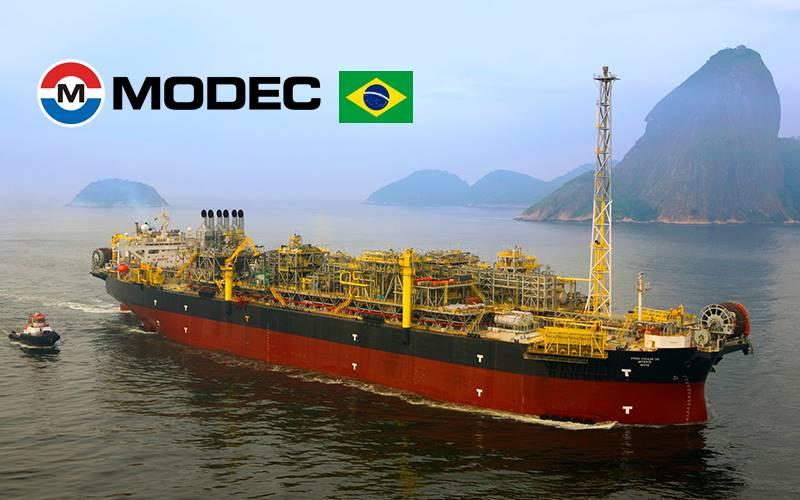 Modec é favorita para fornecer dois FPSO para o campo de Marlim