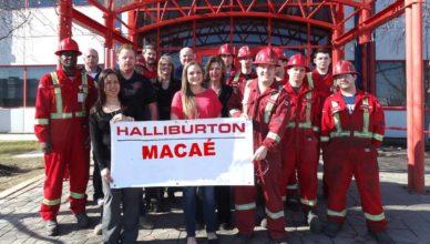 Halliburton Macaé CFT Offshore