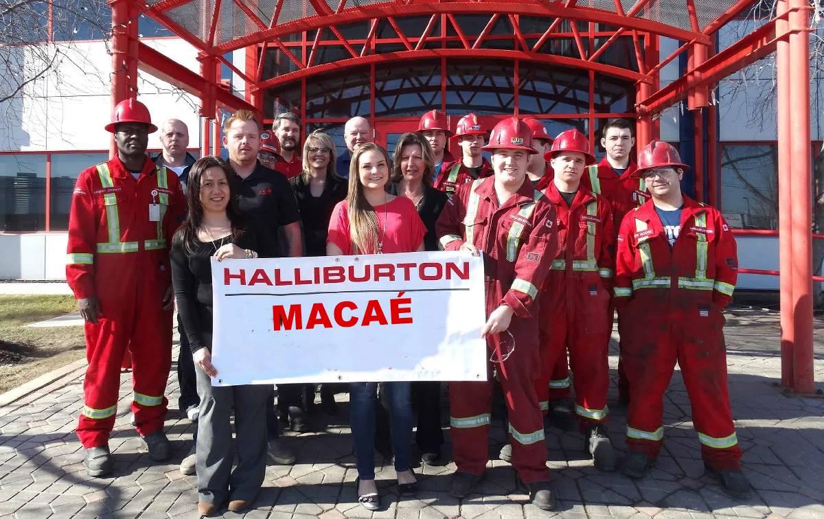 Halliburton necessita de profissionais com o CFT em mãos para cargos de nível técnico