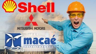 Macaé Termoeletrica Mitsubishi Shell vagas