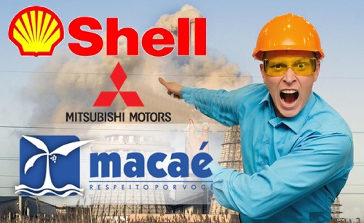Obras da Termoelétrica em Macaé da Shell e Mitsubishi já estão preparando o terreno do CLIMA