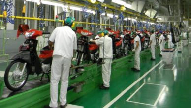 Motocicletas honda Manaus investimentos milhões