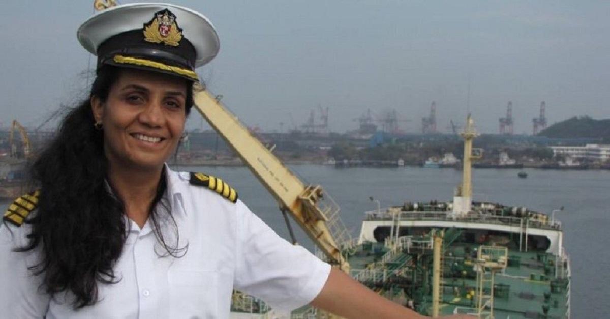 Por que há poucas mulheres  na indústria marítima?