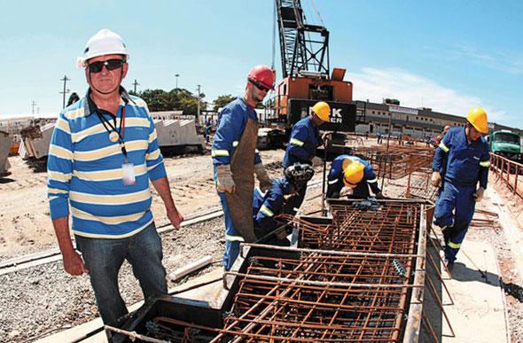 Lyx Engenharia contrata Encarregado de Obras