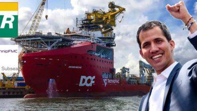 Petrobras Dof Subsea TechnipFMC contrato petróleo