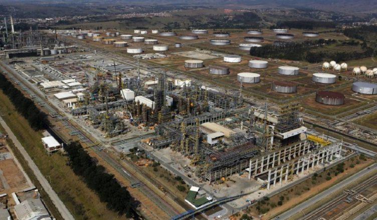 Petrobras Revap Refinaria Henrique Lage