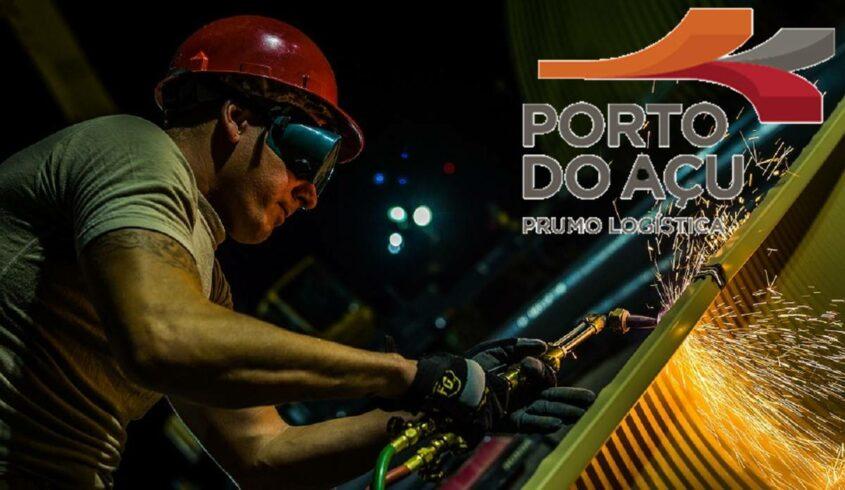 Porto do Açú São João da Barra Termoelétrica Vagas Rio