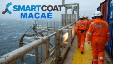 Smartcoat Macaé vagas offshore petróleo
