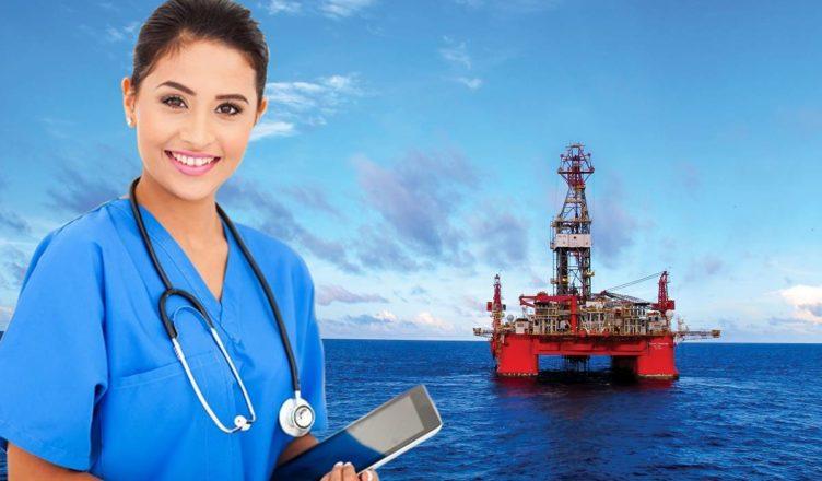 Enfermeiro offshore