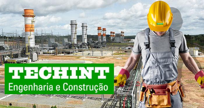 Techint obras construção montagem usina termelétrica maranhão