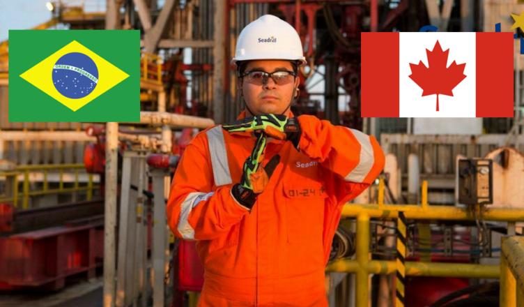 Trabalhar no canadá emprego canada vagas viajar canada internacional