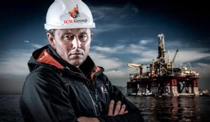 Vagas offshore para sonda de 6º geração na ICM