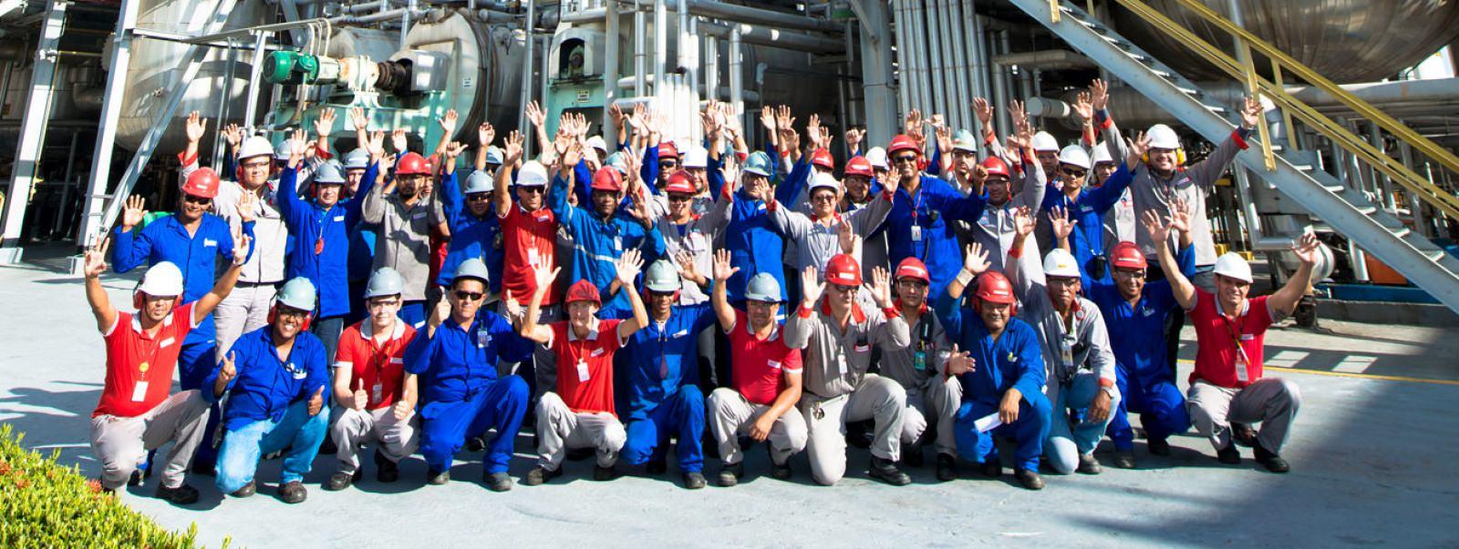 Técnico em Química offshore para trabalho em FPSO a pedido de RH