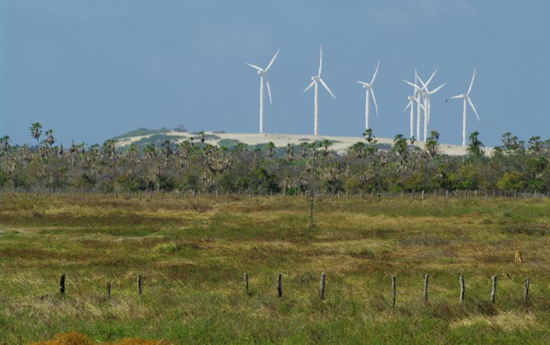 Brasil entra em projeto de energias renováveis para 142 MW do REIDI