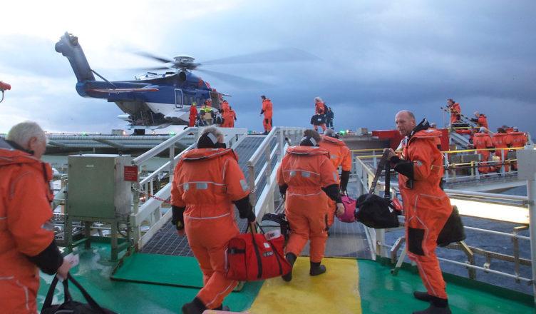 vaga offshore