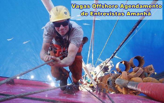 vagas offshore entrevistas fevereiro 2019
