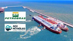 Açu petróleo Petrobras