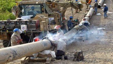 Argentina Natural Gás construção produção Vaca Muerta