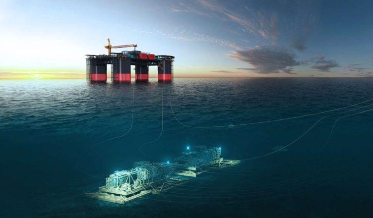 Aker Solutions contrato sistema compressão offshore