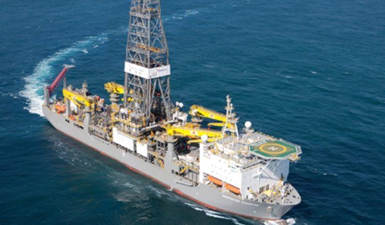 Perfuração da BP no Pré-sal
