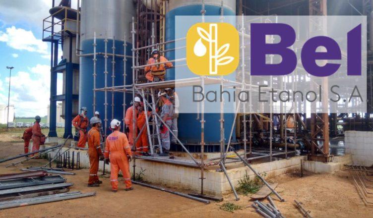Bahia Usina Bel destilaria vagas de empregos