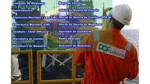 DOF SUBSEA OFFSHORE VAGAS BRASIL