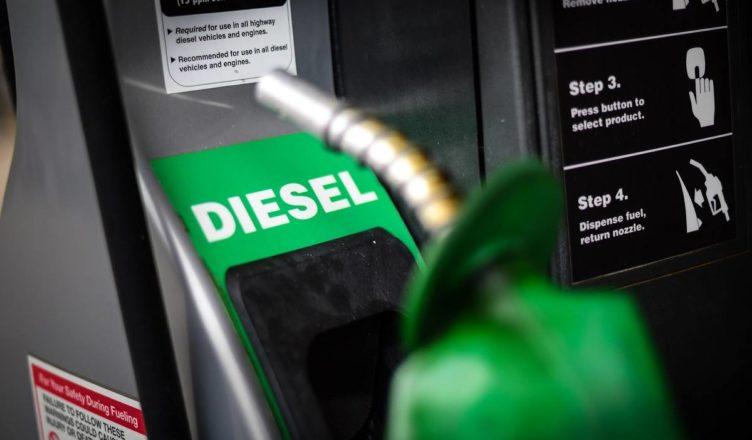 Diesel Posto Logisitca Custo Preços
