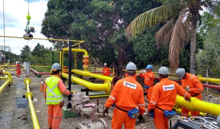 Engevale construtora gas especialista