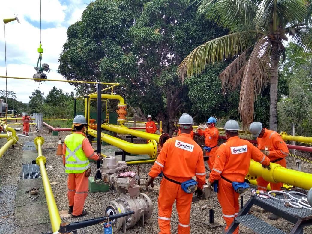 Engevale Construtora torna-se especialista em manutenção e instalação de gasodutos