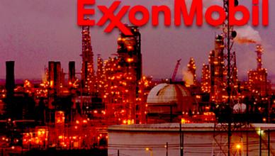 ExxonMobil Brasil negocios