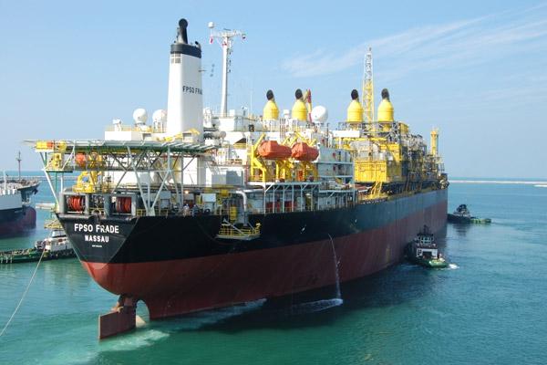 Frade FPSO2 Chevron PetroRio