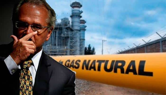 Gas natural reforma Regulatória Paulo Guedes