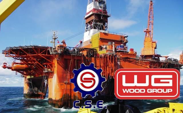 Macaé Wood CSE OFFSHORE petróleo