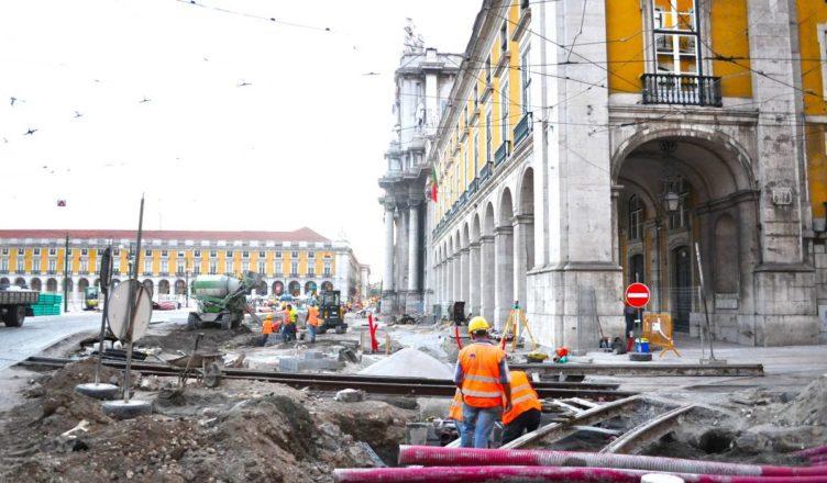 Obras Portugal e Angola