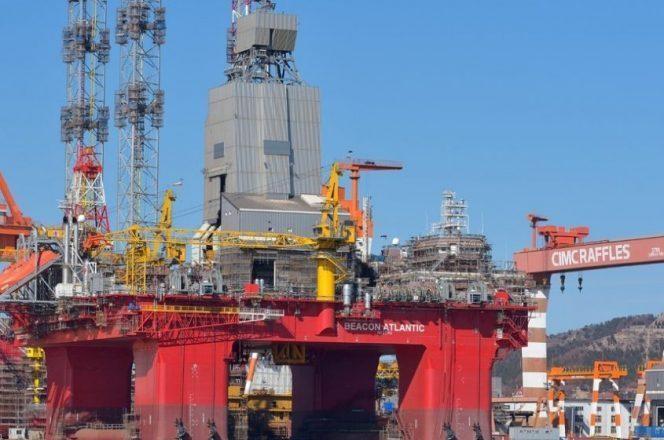 Odfell Drilling vagas offshore 200 Noruega