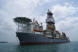 Pacific Drilling contrato offshore petróleo