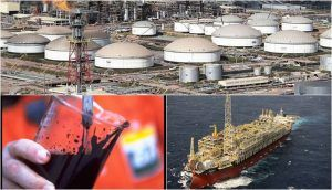 Petróleo Leve Brasil produção alta qualidade