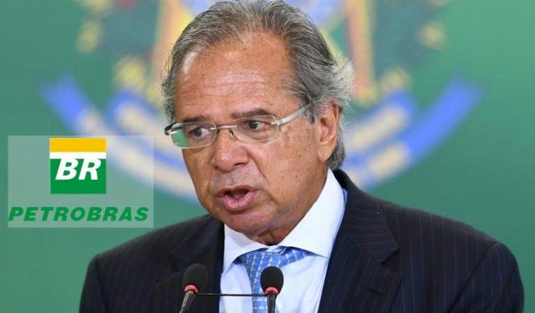 Petrobras Paulo Guedes Leilões Petróleo bilhões