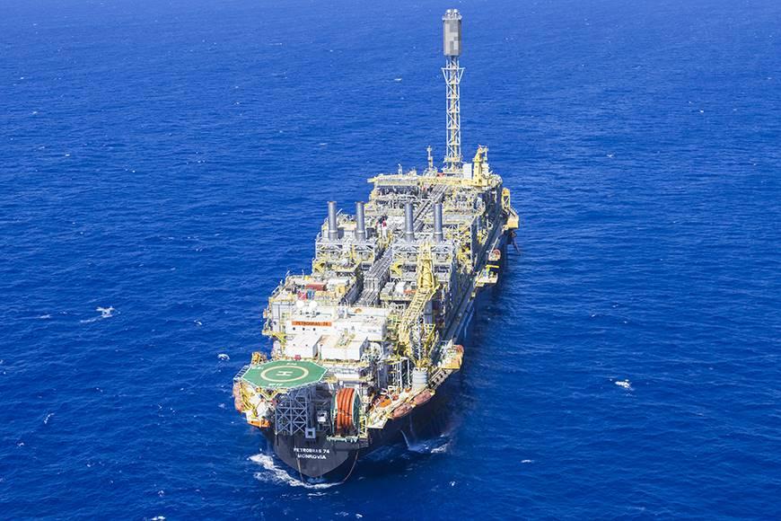 Petrobras Sul de Tupi acordo ANP PETRÓLEO