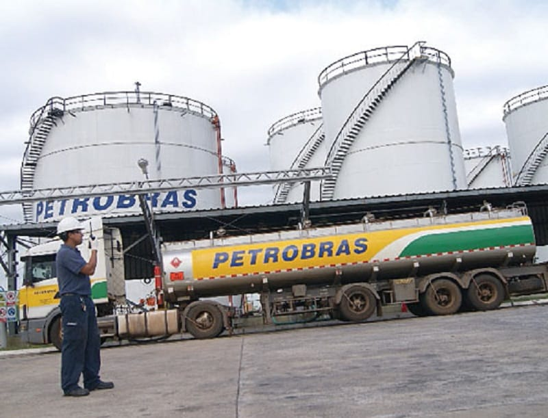 Petrobras paraguai distribuidora